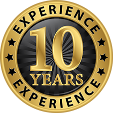 10 years experience in flood restoration